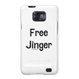 Free Jinger Samsung Galaxy S2 Case