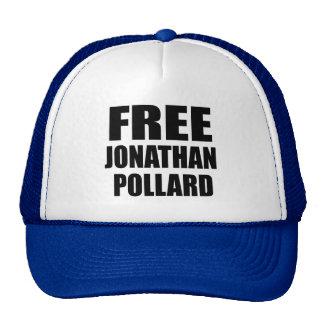 Free Jonathan Pollard Tshirts, Buttons, Hoodies Trucker Hat