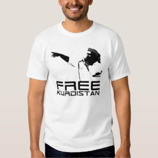 Free Kurdistan T-Shirt