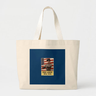 FREE LABOR TOTE BAGS