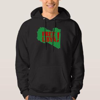 Free Libya! Hoodie