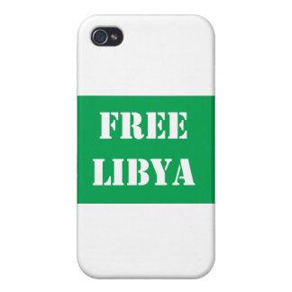 Free Libya iPhone 4/4S Cases