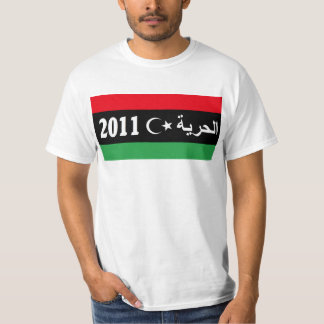 Free Libya shirt - ليبيا الحرية