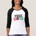 Free Libya Shirts