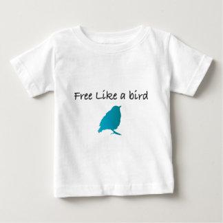 Free like a bird baby T-Shirt