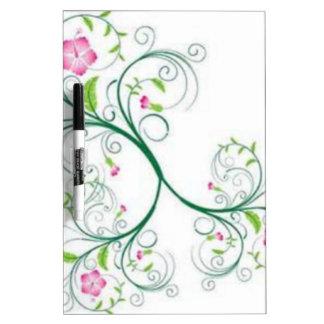 Free line Dry-Erase board