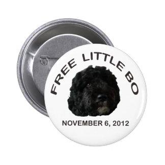 FREE LITTLE BO Button