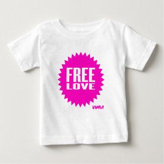 free love t shirts