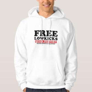 Free Lowkicks Hoodie