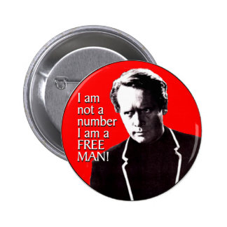 Free Man Button