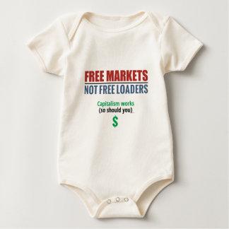 Free Market Capitalism Bodysuit