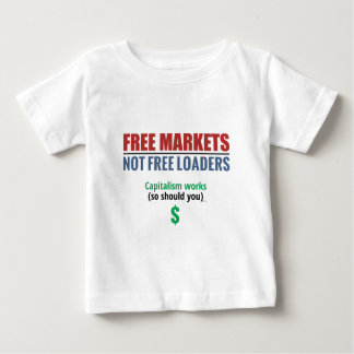 Free Market Capitalism Tee Shirt