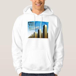 Free Market Economy Hooded Sweatshirt