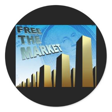 Free Market Economy stickers