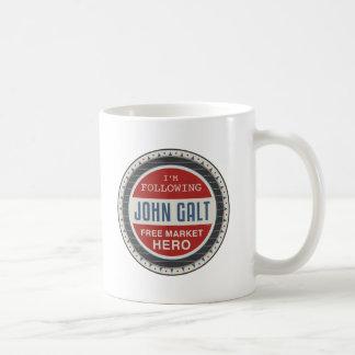 Free Market Hero Coffee Mug