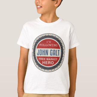 Free Market Hero T-Shirt