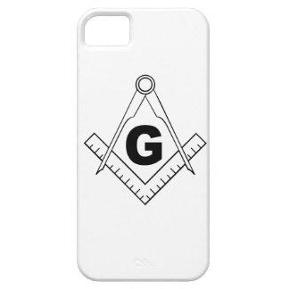 Free Masonry Symbol iPhone SE/5/5s Case