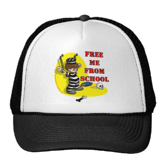 Free me from School Trucker Hat