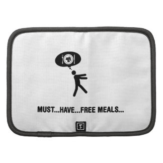 Free meals lover planners