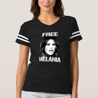 FREE MELANIA - WHITE - T-SHIRT