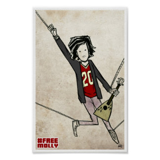 Free Molly Poster