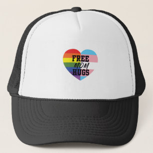 8977ce287eb Free Mom Hugs LGBTQ (E)quality Goods! Trucker Hat