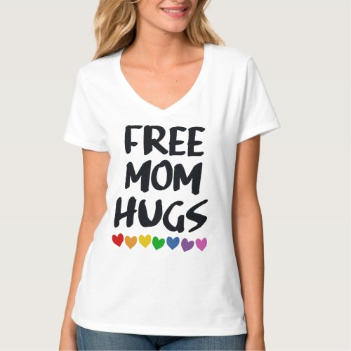 FREE MOM HUGS T_Shirt