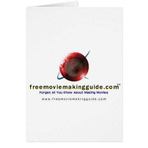free movie making guide.com Logo Cards
