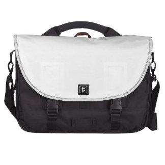 Free Mustache Rides M.png Laptop Commuter Bag