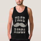 Free Mustache Rides Top