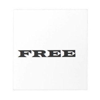 FREE NOTEPAD