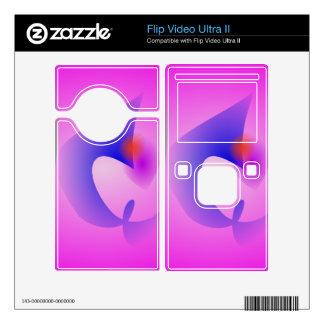 Free Objects Pink Flip Ultra II Decals