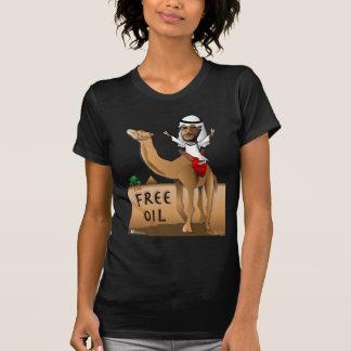 Free Oil Tee Shirt