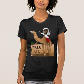 Free Oil T-shirt
