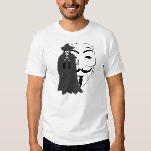 Free  Open Tee Shirt