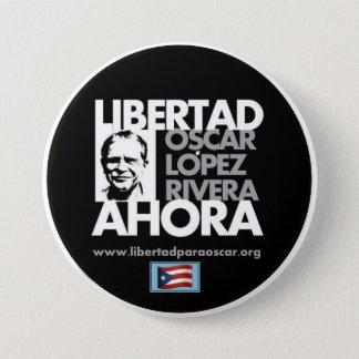 Free Oscar Lopez Rivera Button