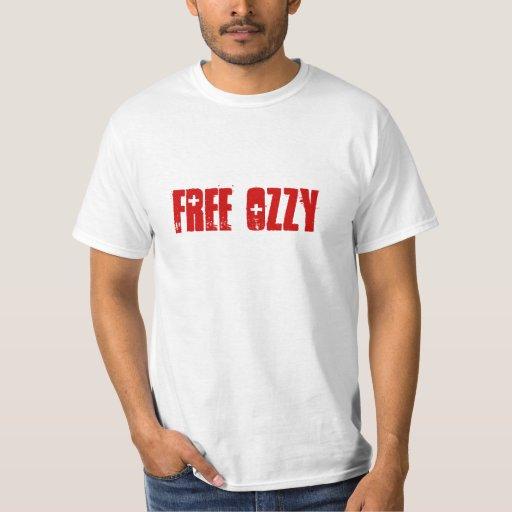 Free Ozzy T-Shirt
