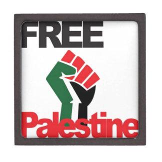 Free Palestine - فلسطين علم  - Palestinian Flag Gift Box