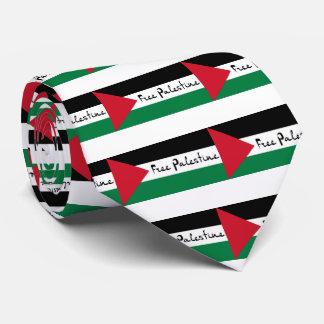 Free Palestine - فلسطين علم  - Palestinian Flag Tie