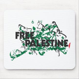 FREE_PALESTINE ALFOMBRILLAS DE RATONES