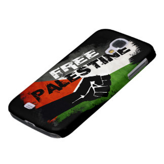 Free Palestine Samsung Galaxy S4 Cover