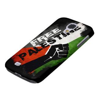 Free Palestine Galaxy S4 Case