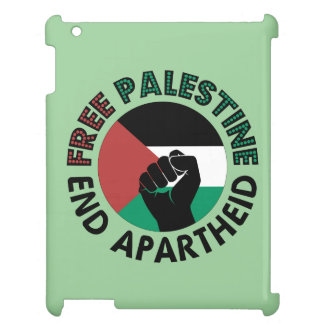 Free Palestine End Apartheid Palestine Flag iPad Covers