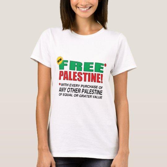 Free Palestine - Free us from palestine please T-Shirt