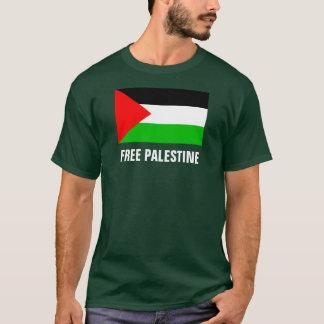 Free Palestine Green T-Shirt