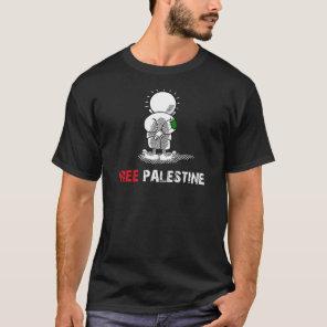 free palestine hanzalah T-Shirt
