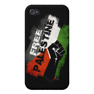 Free Palestine iPhone 4 Covers
