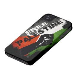 Free Palestine iPhone 4 G Case