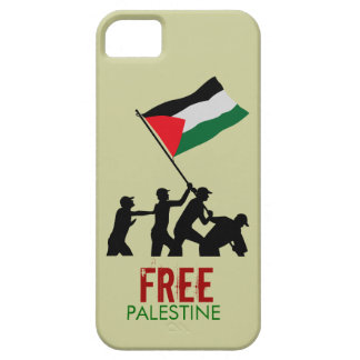 Free Palestine iPhone SE/5/5s Case
