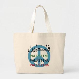 Free Palestine Jumbo Tote Bag